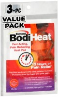 Beyond BodiHeat Pads 3 Each [028373749838]