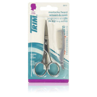 Trim Specialty Care Scissors&Comb Set  1 ea [071603007178]