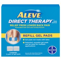 Aleve Direct Therapy Refill Gel Pads 2 ea [325866564948]