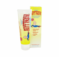 Boudreaux's Butt Paste Tube, Diaper Rash Ointment 4 oz [362103333042]