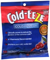 COLD-EEZE Lozenges Natural Cherry 18 Each [091108100013]