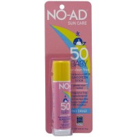 NO-AD Sun Care Baby Sunscreen Stick SPF 50 0.65 oz [000774213026]