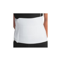"ProCare Premium 9"", 3-Panel Elastic Abdominal Binder, Small/Medium (Waist: 30"" - 45"") 1 ea [888912009805]"