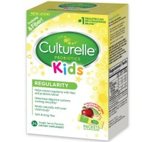 Culturelle Kids Regularity Flavorless Probiotic Powder Packets 24 ea [049100400372]