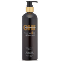 CHI Argan Oil Plus Moringa Oil Shampoo 12 oz [633911749265]