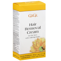 GiGi Hair Removal Cream with Calming Balm For Bikini & Legs 1 ea [073930044505]