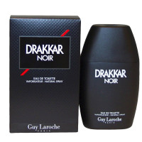 Guy Laroche Drakkar Noir  Eau de Toilette Spray For Men, 3.3 oz [3360372009436]