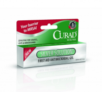 Curad Silver Solution Antimicrobial Gel 0.50 oz [884389123273]