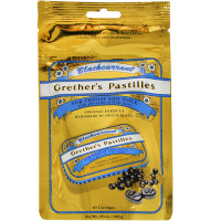 Grether's Blackcurrant Original Pastilles  3.4 oz [742381033818]