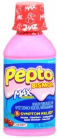 Pepto-Bismol Max Liquid Cherry 12 oz [301490856000]