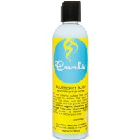 Curls Bliss Reparative Hair Wash, Blueberry 8 oz [859776000215]