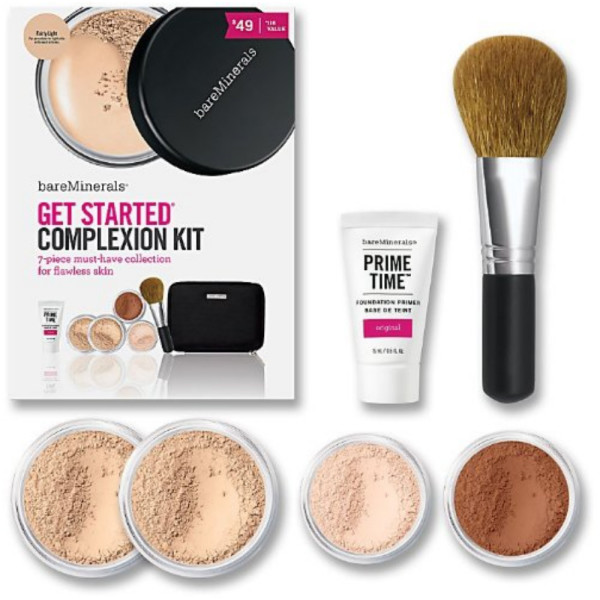 Bareminerals Get Started Complexion Kit Fairly Light 1 Ea Pharmapacks