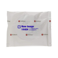 "Colostomy Barrier FlexWear Trim to Fit Standard Wear Tape 234"" Flange Blue Code Hydrocolloid Up to 2"" Stoma, 5 ea [610075144044]"