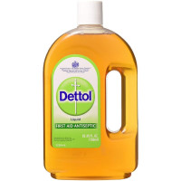 Dettol Original First Aid Antiseptic Liquid 25.35 oz [012496000440]