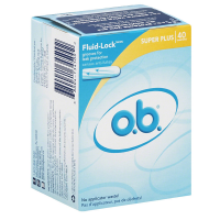 o.b. Tampons Super Plus 40 Each