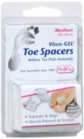 PediFix Visco-Gel Toe Spacers Medium 2 Each [092437276516]