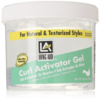 Long Aid Extra Dry Curl Activator Gel 32 oz [070596003686]
