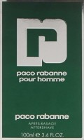 Paco Rabanne  Rabanne Aftershave Lotion, For Men 3.3 oz [3349668022304]