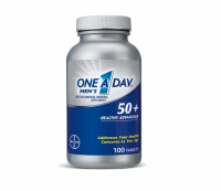 One-A-Day Men's 50+ Healthy Advantage Multivitamins 100 ea [016500565338]