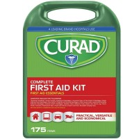 Curad Complete First Aid Kit 1 Each [884389108560]