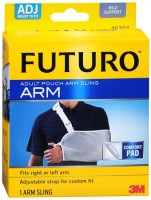 FUTURO Pouch Arm Sling Adult Adjust To Fit 1 Each [382250030809]