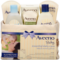 AVEENO Baby Essential Daily Care Baby & Mommy Gift Set 1 ea [381371016761]