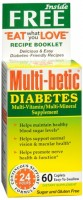 Multi-betic Multi-Vitamin Tablets 60 Tablets [760569081604]