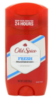 Old Spice High Endurance Deodorant, Fresh 3 oz [012044038840]