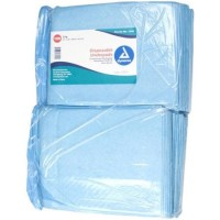 Dynarex Disposable Underpads, 31g 23 x 24 in - 100 ea [616784134222]