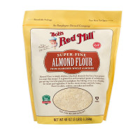 Bob's Red Mill Gluten Free Super-Fine Natural Almond Flour, 16 oz [039978023803]