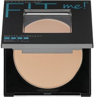 Maybelline Fit Me Matte + Poreless Powder, True Beige 0.29 oz [041554488333]