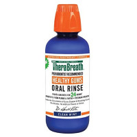 Dr. Katz Therabreath Advanced Perio Therapy Oral Gums Rinse Mouthwash 15.9 oz [697029421437]