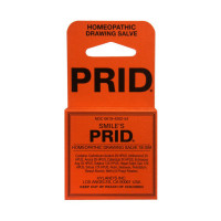 Smile's Prid Homeopathic Drawing Salve 18 g [354973420243]