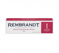 Rembrandt Whitening Toothpaste Intense Stain, Mint 3.52 oz [381371165902]