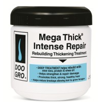 DOO GRO Mega Thick Rebuilding Thickening Treatment, Intense Repair, 16 oz [649010751092]