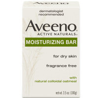 AVEENO Active Naturals Moisturizing Bar 3.50 oz [381370036234]