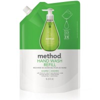 Method Hand Wash Refill, Cucumber 34 oz [817939006566]