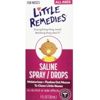 Little Noses Saline Spray/Drops 1 oz [756184120118]