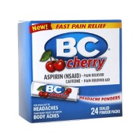 BC Headache Powders, Cherry  24 ea [042037104917]
