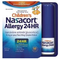 Nasacort Children's Nasal Spray 60 Sprays [041167590027]