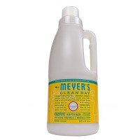 Mrs Meyers Clean Day Fabric Softener, Honeysuckle 32 oz [808124701168]