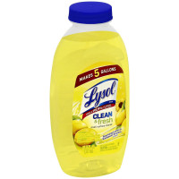 LYSOL Clean & Fresh Multi-Surface Cleaner, Lemon & Sunflower 10.75 oz [019200003032]