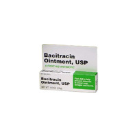 Bacitracin First Aid Antibiotic Ointment Tube, 1 oz [351672207526]