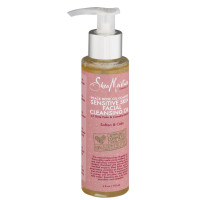 Shea Moisture Peace Rose Oil Complex Sensitive Skin Cleansing Oil for Unisex 4 oz [764302216025]