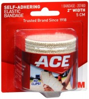 ACE Self-Adhering Bandage 2 Inches 1 Each [382902074601]