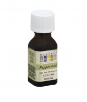 Aura Cacia Essential Oil Peppermint 0.50 oz [051381911324]