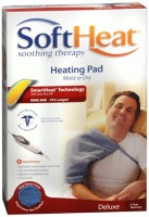 SoftHeat Heating Pad Moist or Dry Heat King Size HP950 1 Each [028785609508]