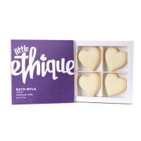 Ethique Bath Mylk Melt – Night-time Bath Melt for Little Ones 1 ea [810003551702]