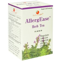 Health King Herbal Tea Bags, Allerg Ease 20 ea [646322000481]