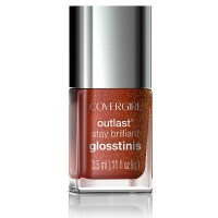 CoverGirl Outlast Stay Brilliant Glosstinis, Rogue Red [610] 0.11 oz [008100009213]